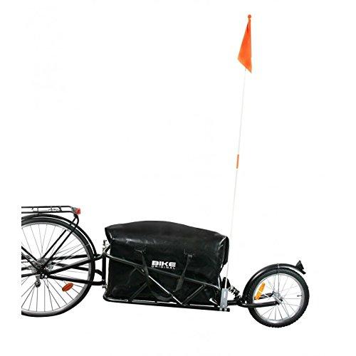 Bike Original–Remolque para Bicicleta monorueda con Amortiguador*