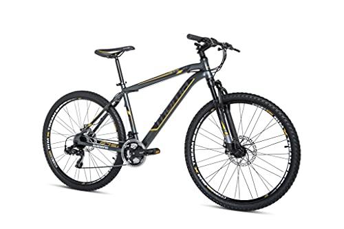 Moma Bikes GTT27.5-5.0 BIGTT527G18, Unisex-Adult, Gris, M-L (1.65-1.79m)*