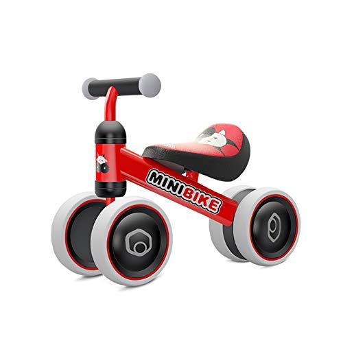 YGJT Bicicleta sin Pedales para Bebe de 1 Año (10-18 Meses), Correpasillos Juguetes Bebes para...*
