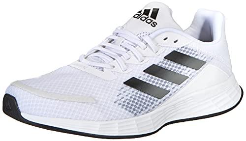 Adidas Duramo SL, Zapatillas Hombre, Gray/Black/White, 42 2/3 EU*