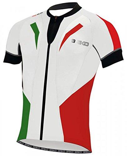 BRIKO KRONO ACE PRO MAN, color rojo y verde, se Vélor bicicleta, color blanco, color , tamaño XXL*