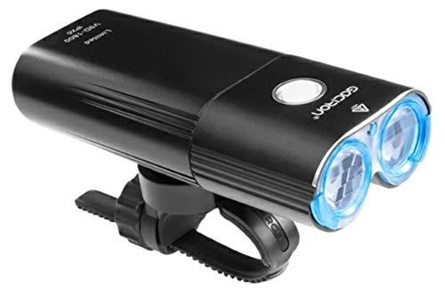 Luz para bicicleta GACIRON V9D 1800. Faro led potente para luz delantera de bicicleta de 1800 Lum....*