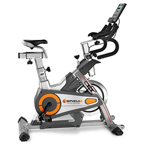 BH Fitness - Bicicleta Estã¡Tica i.spada 2 Racing*