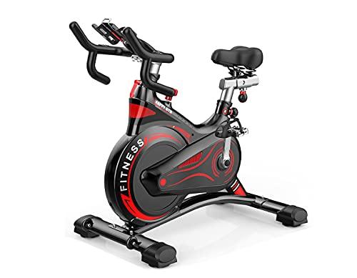 Bicicleta estática de resistencia magnética resistencia regulable, Bici de entrenamiento fitness...*