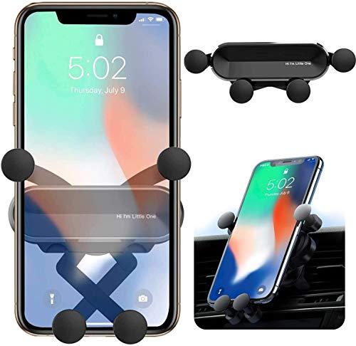 ORYCOOL Soporte Móvil para Coche, Soporte Teléfono Coche para Rejillas del, Porta Universal para teléfono Gravity, Compatible con iPhone 11 Pro MAX, Samsung, Huawei, Xiaomi(para 4.7 '' a 6.8 '')