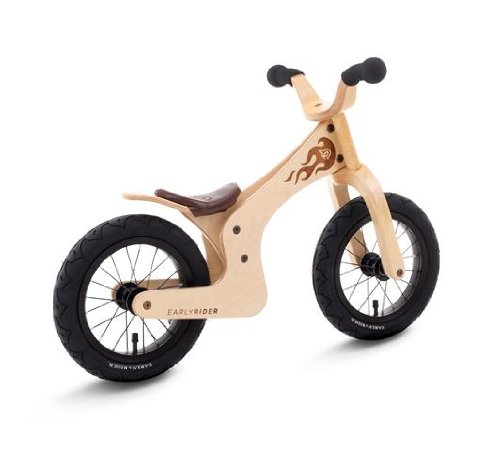 EARLY RIDER 1200 - Bicicleta Infantil de Madera (Altura del Marco: 30,48 cm, tamaño de Las Ruedas: 12'/30 cm)