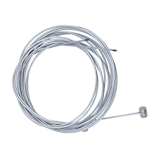 Liseng Cable de freno delantero y trasero para bicicleta, 2 unidades