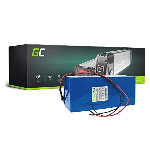 Green Cell GC® Bateria Bicicleta Electrica 36V 14.5Ah con Celdas Originales Battery Pack Li-Ion*