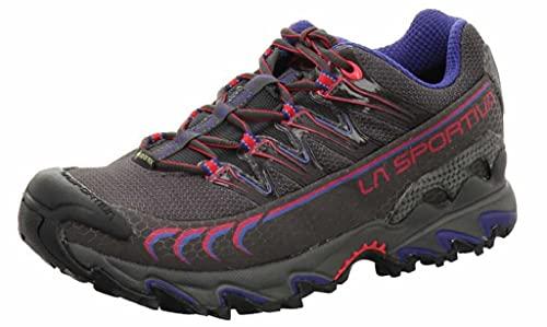 LA SPORTIVA Ultra Raptor Woman GTX, Zapatillas de Trail Running Mujer, Carbon/Love Potion, 40 EU*