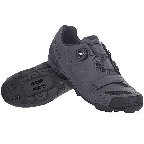 SCOTT Zapatilla MTB Comp Boa Ciclismo, Hombre, Grey Reflective/Black, 42*