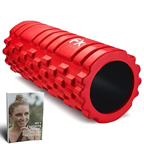 Foam Roller - Rodillo de Espuma para Terapia de Masaje – Para Masajes Muscular Fitness Pilates...*