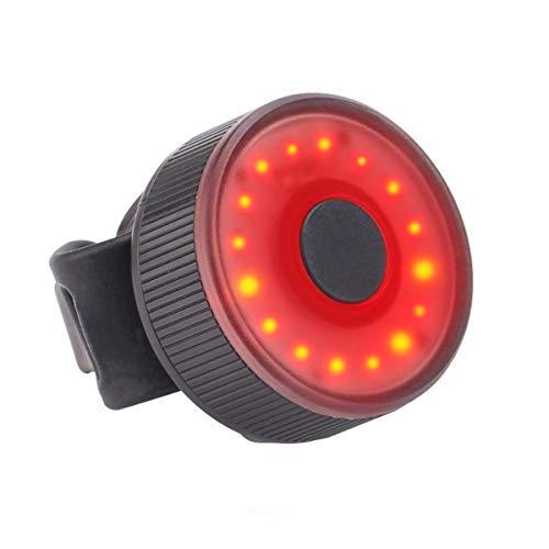 Luces de Bicicleta LED Recargables por USB,Luz Trasera Bici Compacta LED USB...*