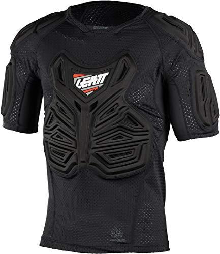 Leatt La camiseta Roost Tee es una protección cómoda. Ofrece un corte ligero y sin rozaduras. Chaqueta unisex para adulto, negro, L/XL