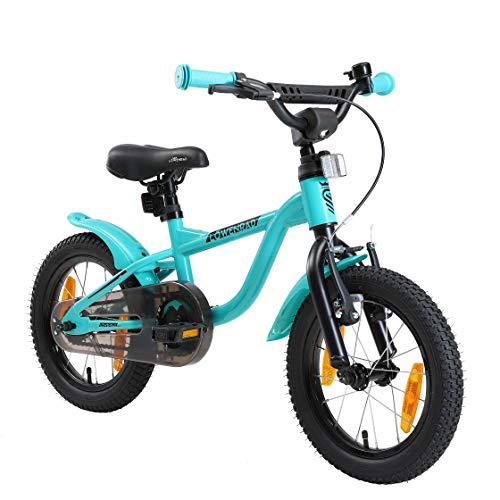 LÖWENRAD Bicicleta Infantil para niños y niñas a Partir de 3-4 años   Bici 14