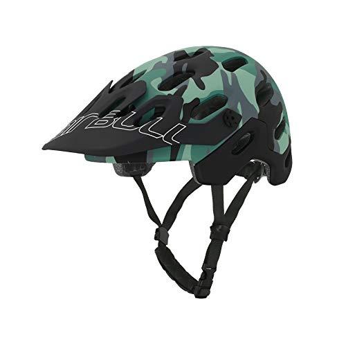 Zeroall Ligero Casco de Bicicleta para Hombre Mujer 54-58cm Tamaño Ajustable Casco de Ciclo con...*