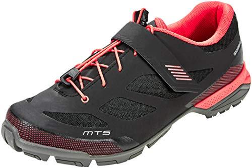 SHIMANO ZAPATILLAS - Zapatillas SH W MTB MT5 NEG T-37