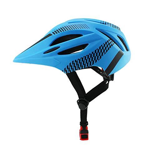 Casco Bicicleta Yuan Ou Casco Bicicleta Adulto Niño Desmontable Niños Niños Protección Niños Bicicleta MTB 46-53CM Sin Protectores de Barbilla 16