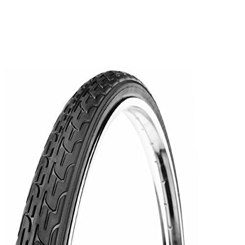 Deli v715500d neumático de Bicicleta Negro 24'x 13/8 Negro Negro Talla:24' x 1 3/8