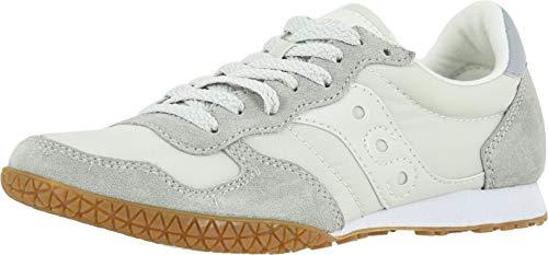 Saucony Sneakers Jazz Original White - Grey, Hombre, Talla 7.*