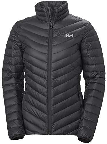Helly Hansen W Verglas Down Insulator Jacket Chaqueta Con Doble Capa, Mujer, Black, M*