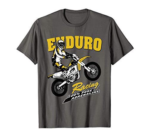 Enduro Extreme Offroad Motocross Camiseta*