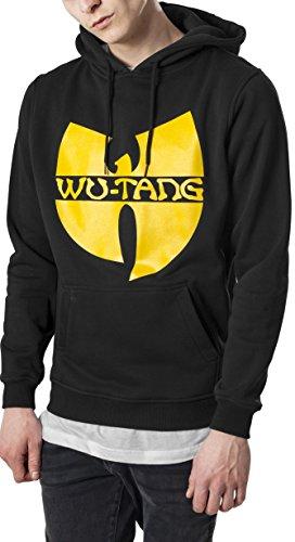 Wu-Wear Sudadera con Capucha para Hombre Wu-Tang Clan con Logotipo Impreso., Hombre, Sudadera con...*
