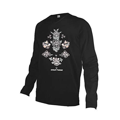 UGLY FROG MTB Camisetas de Bicicleta de Montaña Offroad Camisetas de Motocross BMX Racing Camiseta...*