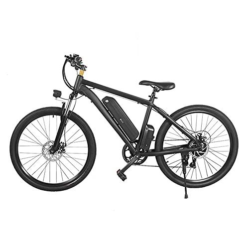 YYGG Bikes Bicicleta Electrica Urbana, 40-50KM, 350W 36V 10Ah, Aluminio, Batería Litio 36V 10Ah,...*