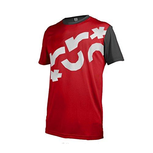 Uglyfrog 2017 Nueva Verano Camisetas Para Hombres Manga Corta Camisetas Downhill MTB Bicicleta De Montaña Ropa Ciclismo jerseys
