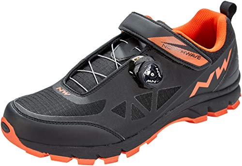 Northwave Corsair Bicycle Shoes Negro, Tamaño:gr. 46