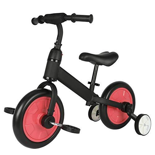 Viribus 3 en 1 Bicicleta para Niños de 12 Pulgadas con Pedales Extaíbles Bicicleta de Equilibrio...*