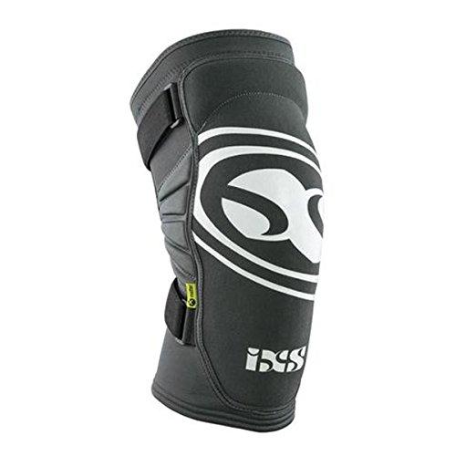 IXS Carve EVO Knee Guard Rodilleras y espinillas, Unisex Adulto, Gris, Medium