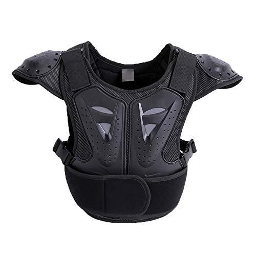 MiOYOOW Chaleco protector de espalda para moto negro M*
