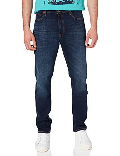 Lee Luke Jeans Vaqueros, Auténtico, 42W / 32L para Hombre*