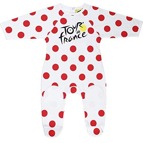 Le Tour de France - Pijama oficial para bebé, diseño del maillot del líder de la clasificación...*