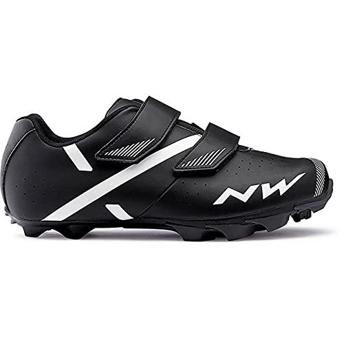 NORTHWAVE Sapatos Btt NW Spike 2, Zapatillas Unisex Adulto, Black, 39 EU*