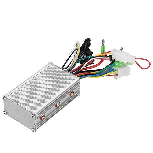 Controlador de bicicleta eléctrica, 36V / 48V 250W Controlador de motor sin escobillas Controlador...*
