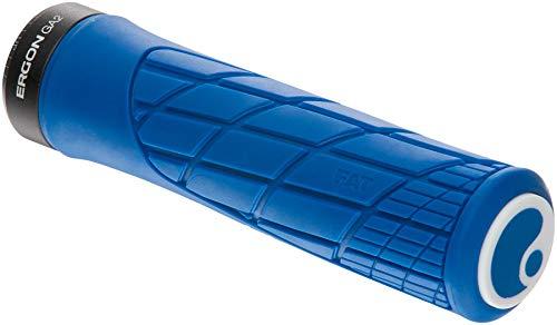 Ergon Grips Technical-GA2 Fat Midsummer Blue (Bleu Clair) Asa para Bicicleta, Unisex Adulto, Azul Claro, Talla única