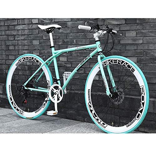 LWJPP 26 Pulgadas de Ruedas City Road Dual de suspensión de Bicicleta de montaña de Doble Freno de...*