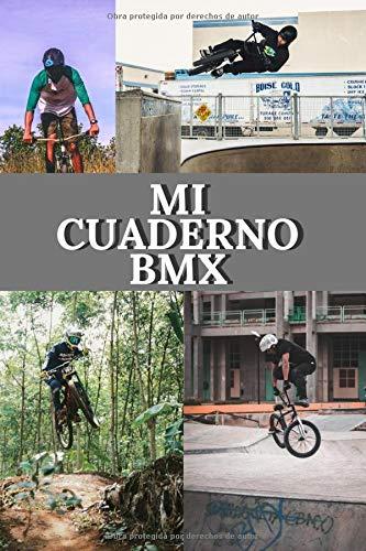 Mi cuaderno BMX: Para entusiastas de BMX   Cuaderno de calidad   Magnífico diseño   cuaderno...*
