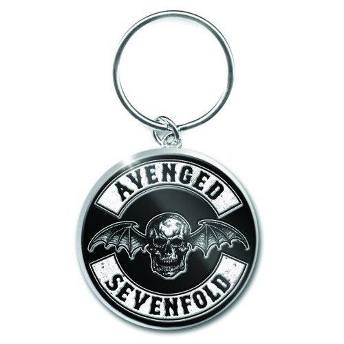 ROCKS-OFF Llavero Metal Avenged Sevenfold