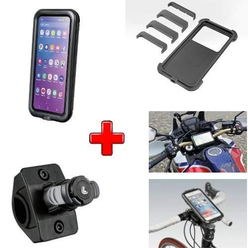 Compatible con Wilier Triestina Funda RÍGIDA Universal para Smartphone + Soporte Fijo para Manillar...*
