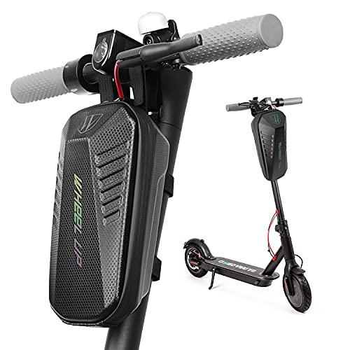 PTN Bolsa Patinete Electrico, Bolsa Bicicleta Manillar,Bolsa de 2 L Almacenamiento Scooter a Prueba de Agua, para Xiaomi Mijia M365/M365 Pro/Segway ES/Bicicleta Plegable