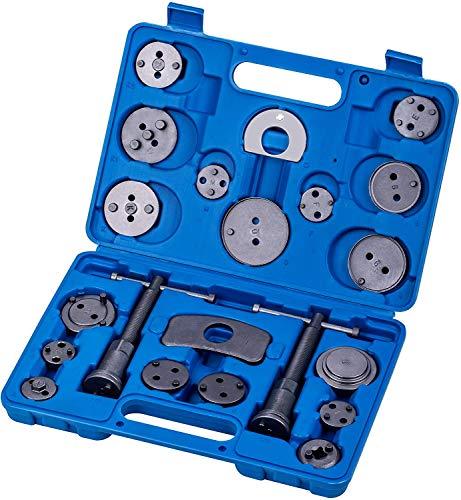 KATSU Kit de herramientas 21 piezas de reparación de frenos reposicionador de pistones de freno...*