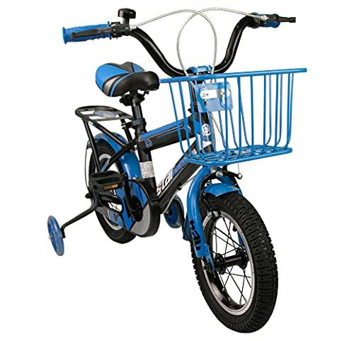 Airel Bicicletas Infantiles para Niños y Niñas | Bici con Ruedines y Cesta | Bicicletas 12, 16, 18...*
