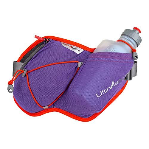 Ultraspire Essential - Cinturón de hidratación, Universal (Chest Size: 26″-43″), Ultra Violet
