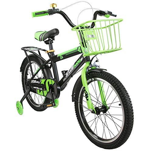 Airel Bicis Infantiles | Bici con Ruedines y Cesta | Bicicletas Infantiles para Niños y Niñas |...*