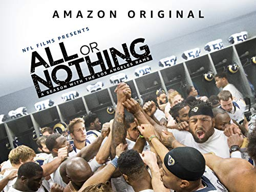 All Or Nothing: A Season With the Los Angeles Rams - Season 2