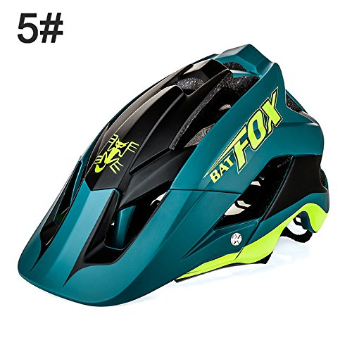 Lee LH Cutogain - Casco de ciclismo para adulto, 1bt3fs7pc8dg0dj2D05, Black Green