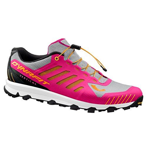 Dynafit WS Feline Vertical, Zapatillas de Running para Asfalto Mujer, Rosa (Fuchsia), 36 EU